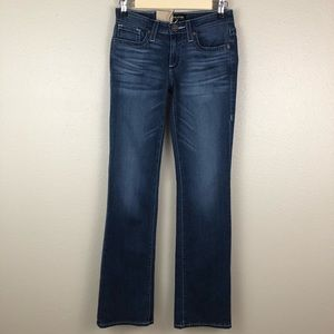 Big Star New Hazel Bootcut Curvy Stretch Jeans